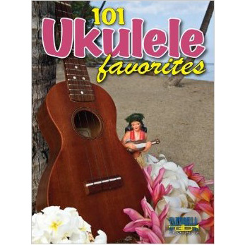 101 Ukelele Favorites - Jonathon Robbins