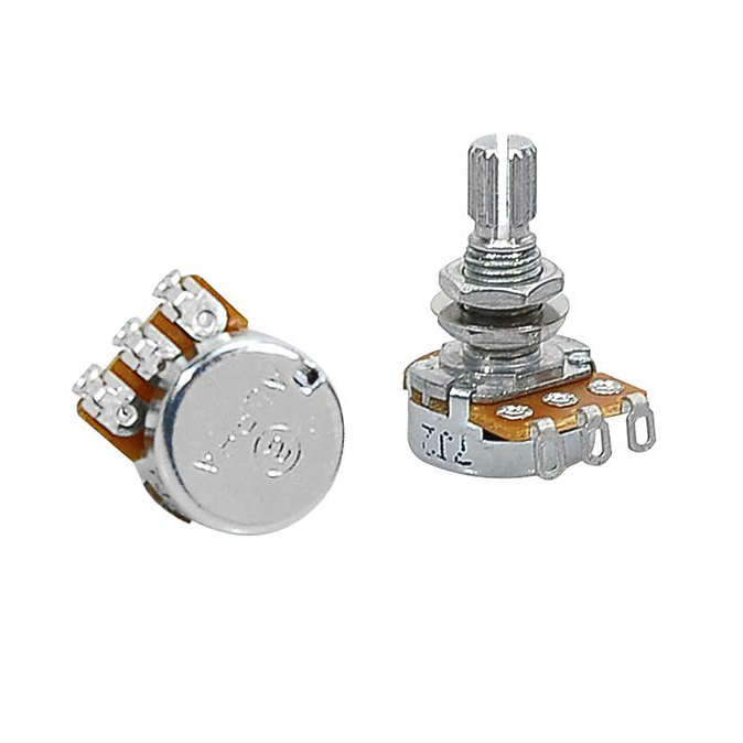 Alpha Small 25K Audio Potentiometer