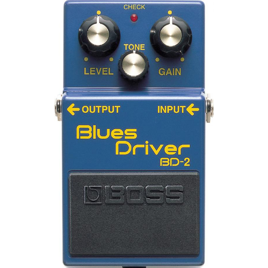 Boss BD-2 Blues Driver Pedaal