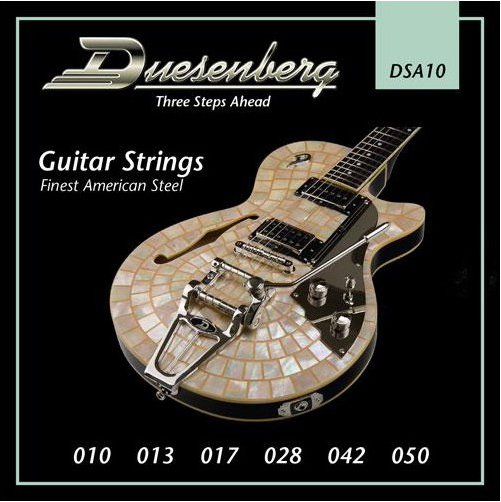 Duesenberg DSA10 Electric Guitar Strings