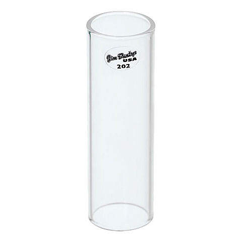 Dunlop 202 Glass Slide 18x22x62mm