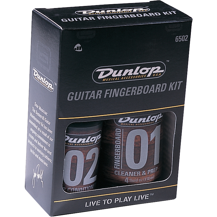 Dunlop 6502 Maintenance Kit For Fretboard