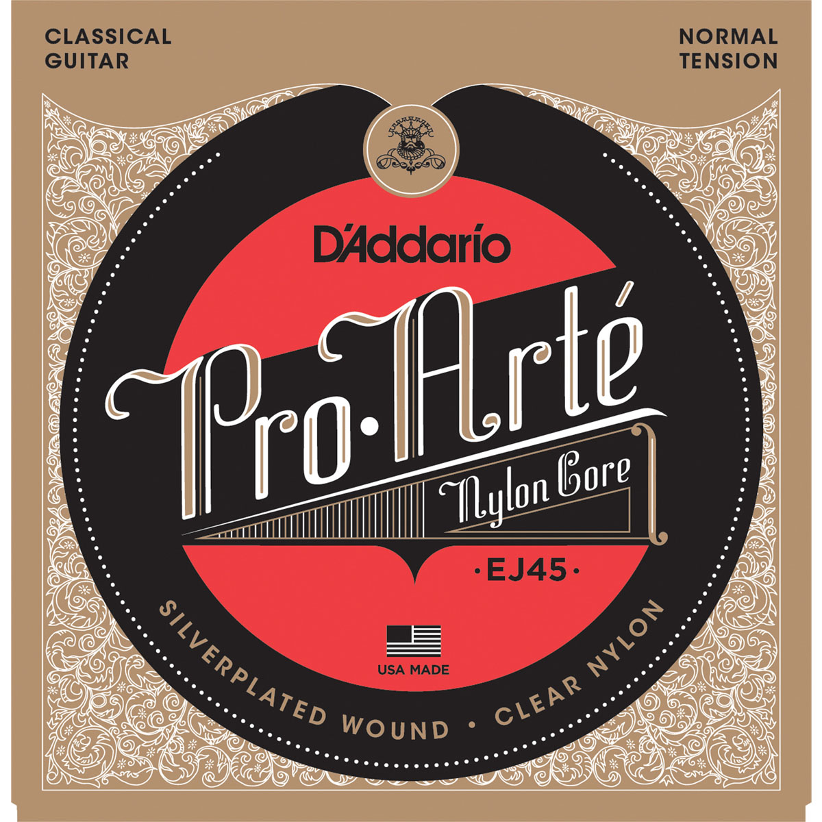 D\'Addario EJ45 Classical Guitarstrings