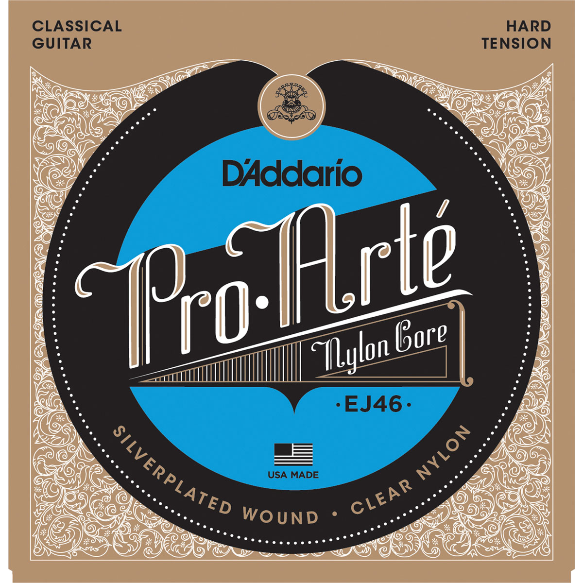 D'Addario EJ46 Classic Guitar Strings