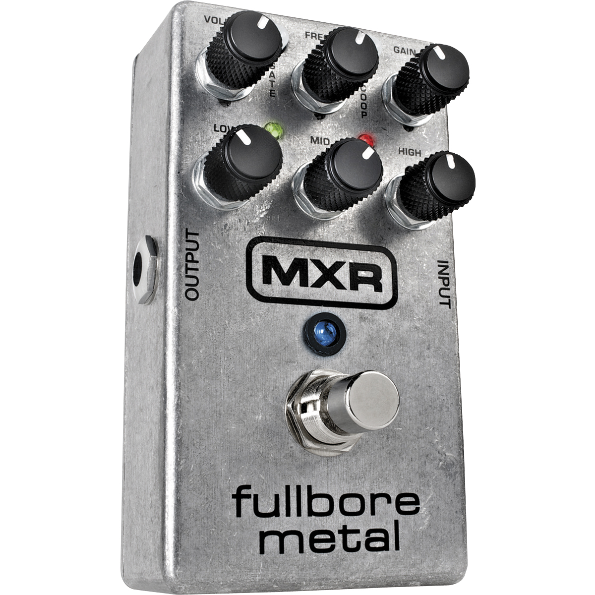 MXR M116 FullBore Metal Distortion Pedaal
