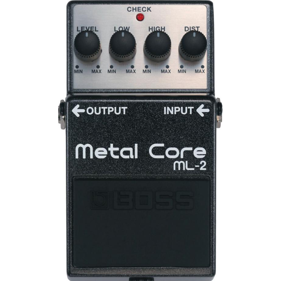 Boss ML-2 Metal Core Pedaal