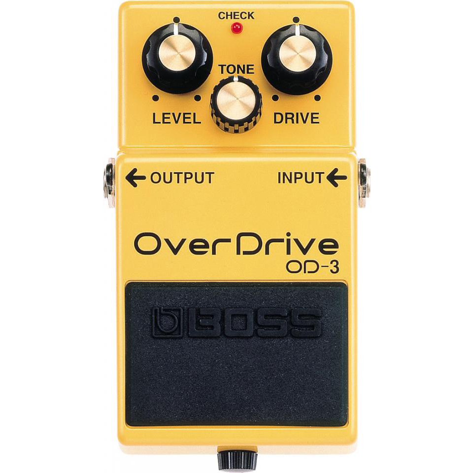 Boss OD-3 Overdrive Pedaal