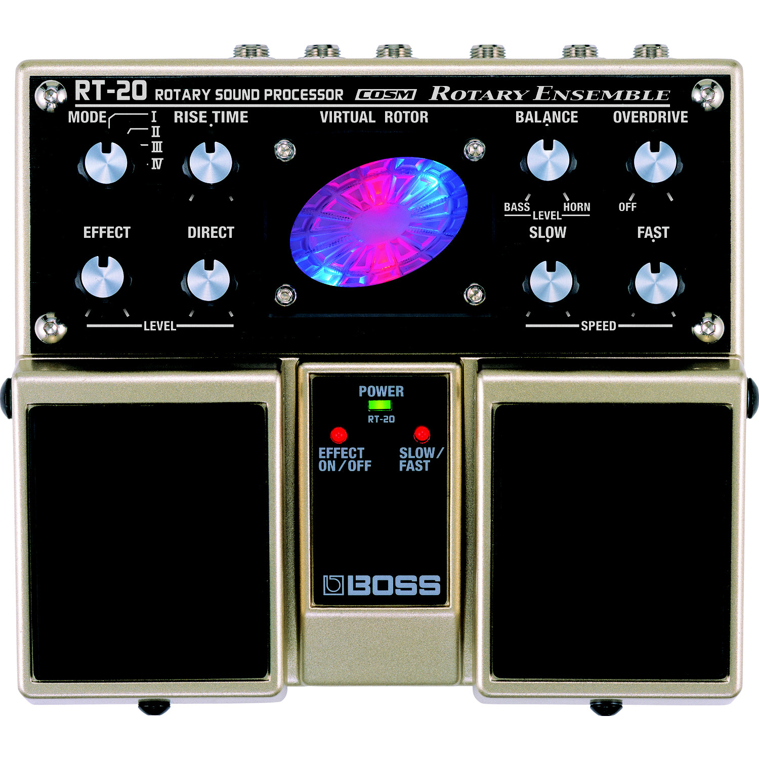 Boss RT-20 Rotary Ensemble Pedaal