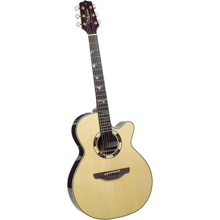 Takamine TSF48C NEX Model Acoustic Guitar Natural