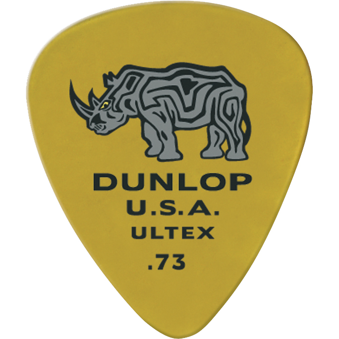 Dunlop Ultex .73mm Plectrum