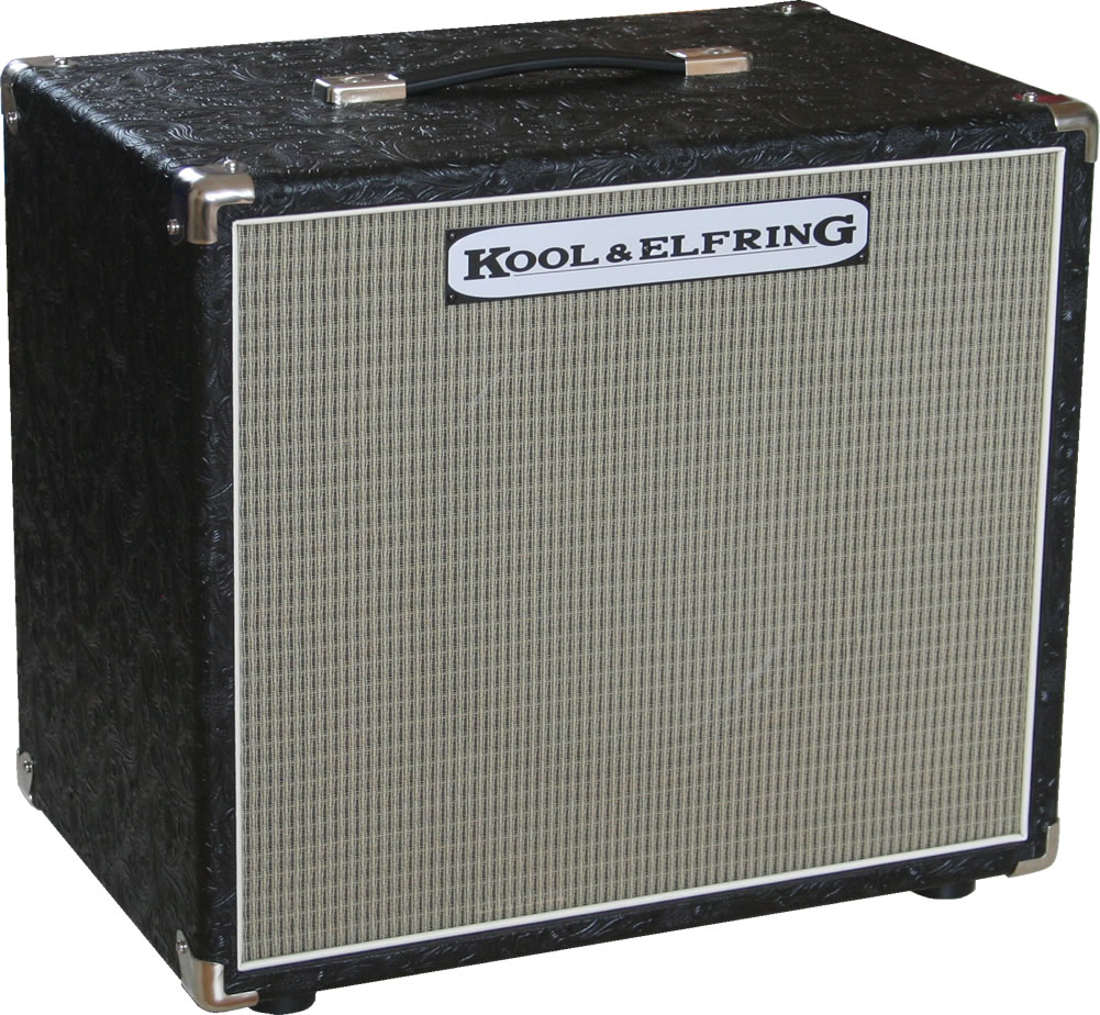 Kool & Elfring Vintage Lightweight Closed Back 1X12 Cabinet