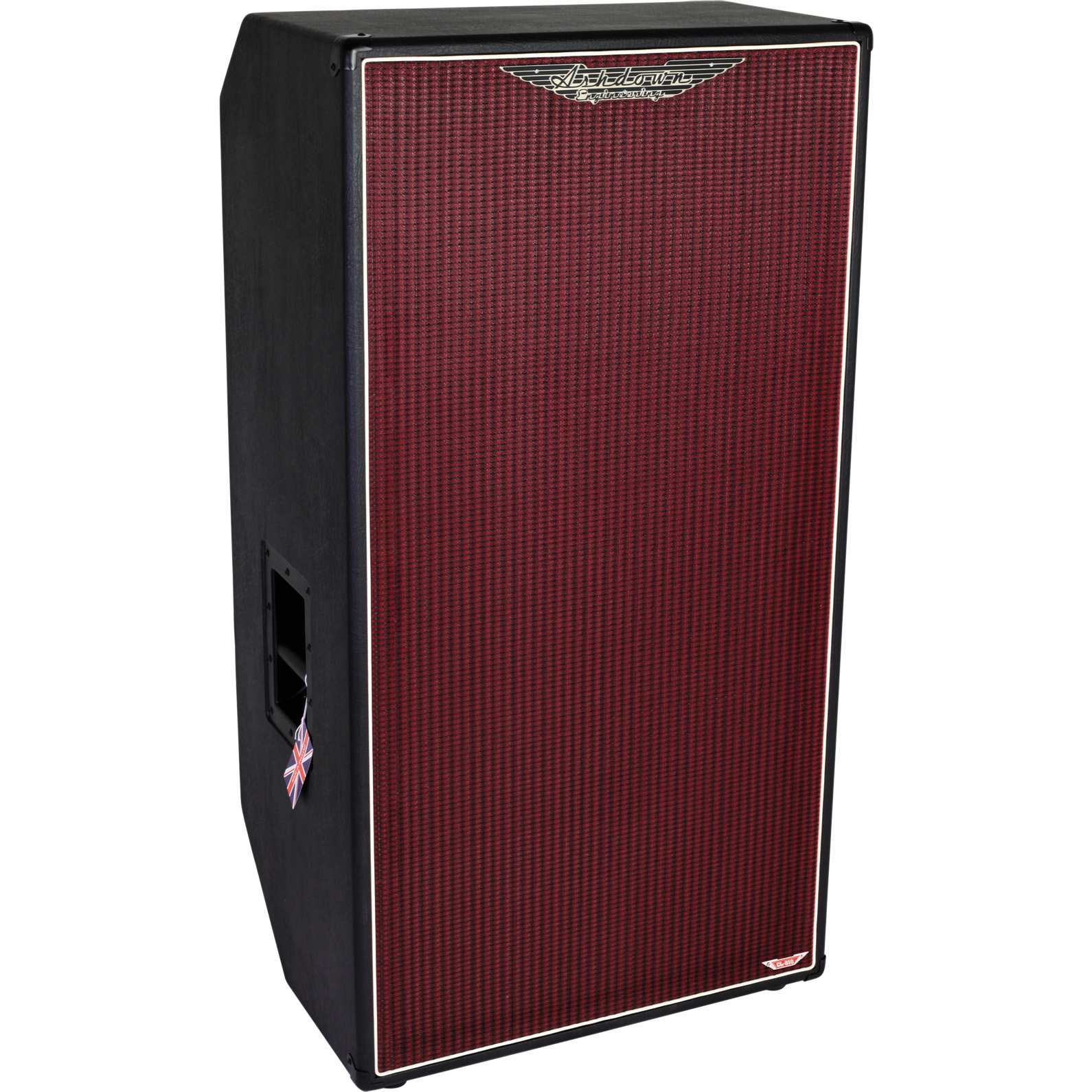 Ashdown CL-810 8X10 Inch Speakerkast Voor Basgitaar