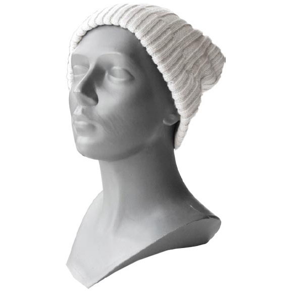 CLX Bluetooth Beanie White