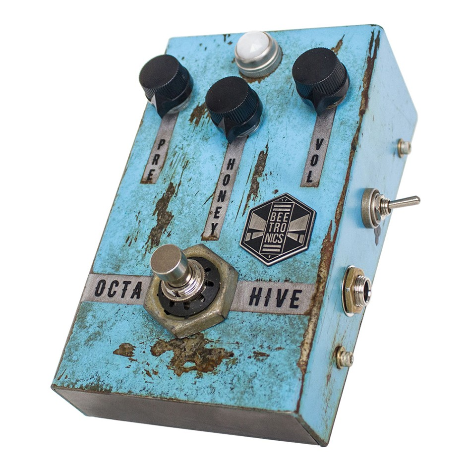 Beetronics Octahive Super High Gain Fuzz