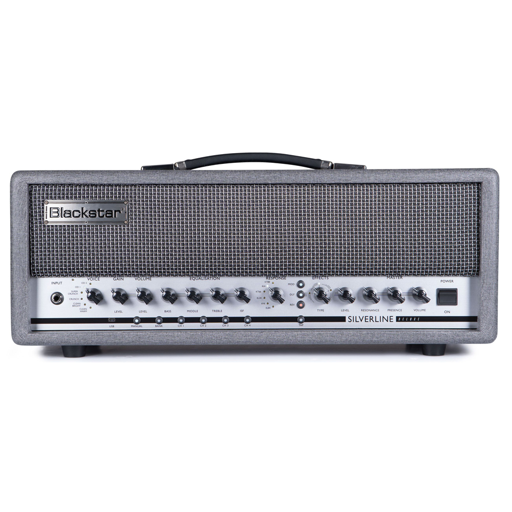 Blackstar Silverline Deluxe 100 Watt Guitar Amplifier Head