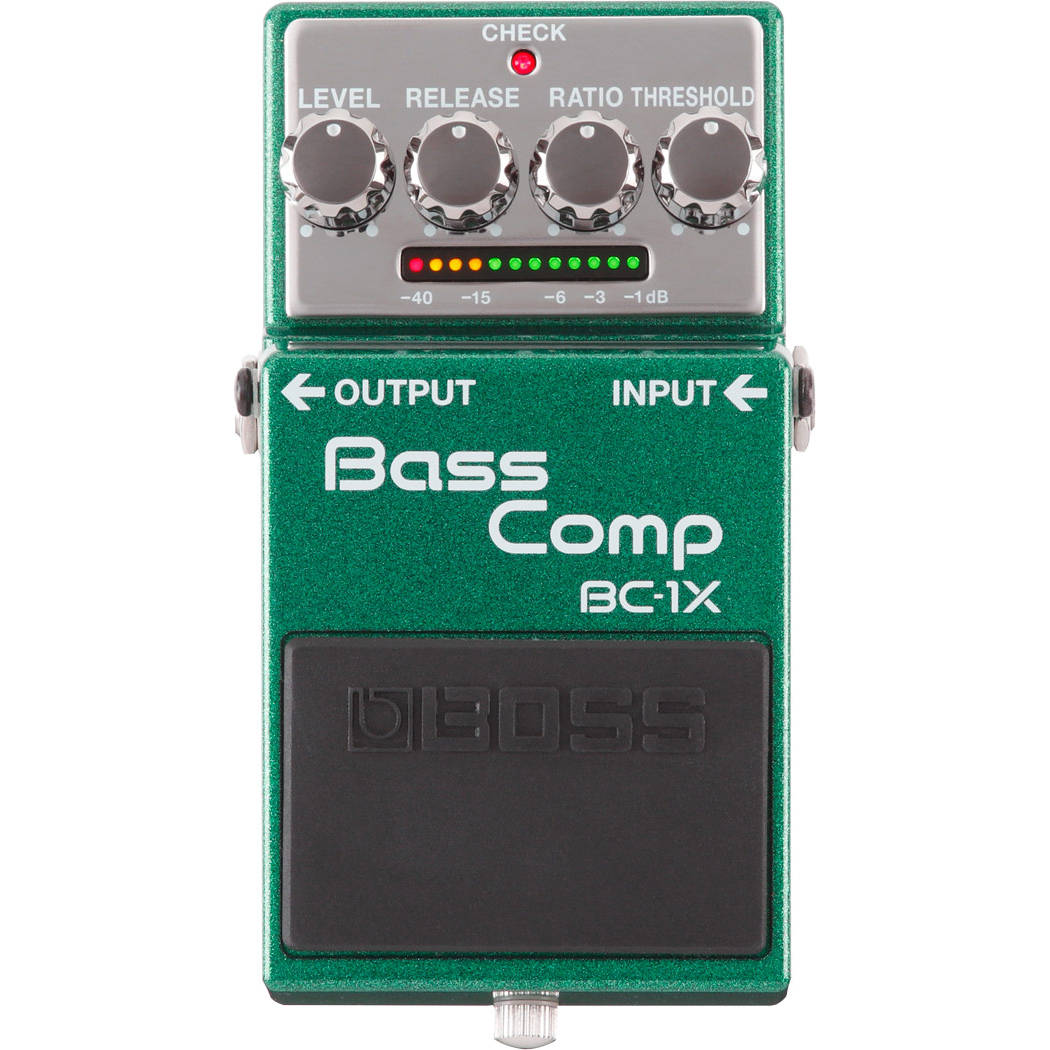 Boss BC-1X Bass Compression Pedal