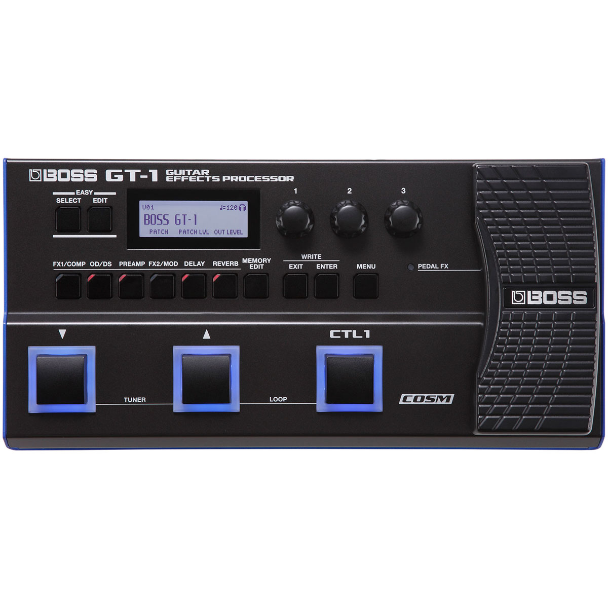 Boss GT-1 Multi Effect Processor