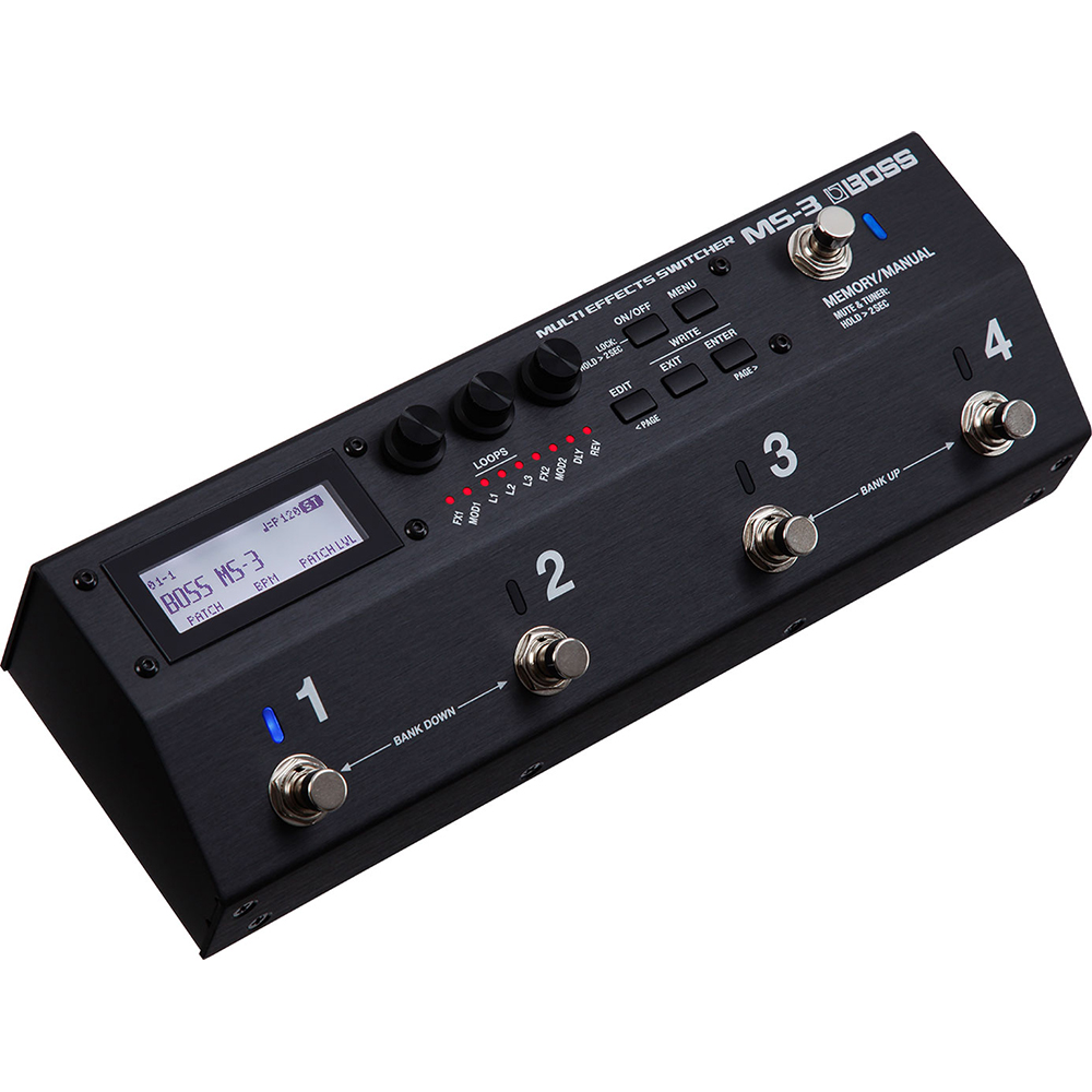 Boss MS-3 Multi-Effect Switcher