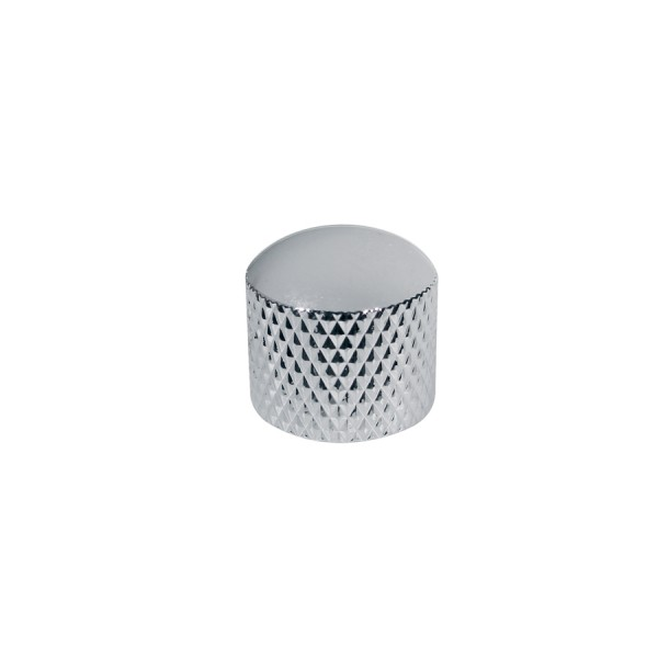 Boston KCH-230 Dome Knop Chroom (Push On)