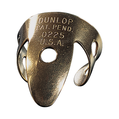 Dunlop Brass Finger Pick 0.25