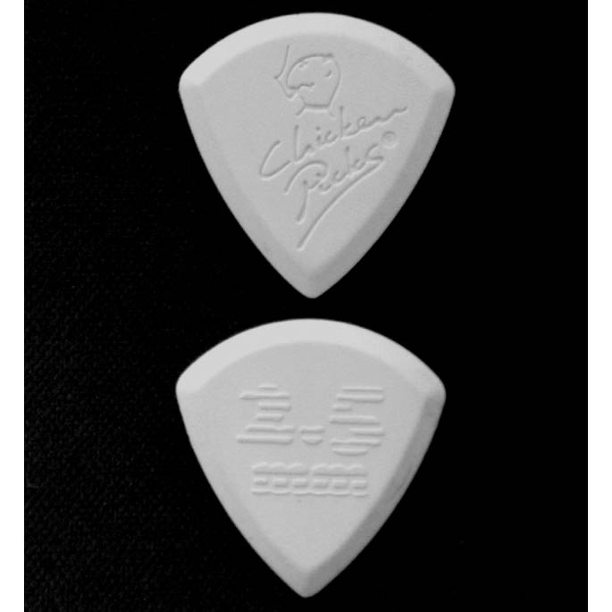 ChickenPicks Tritone BadAzz III 2.5mm 2 Stuks