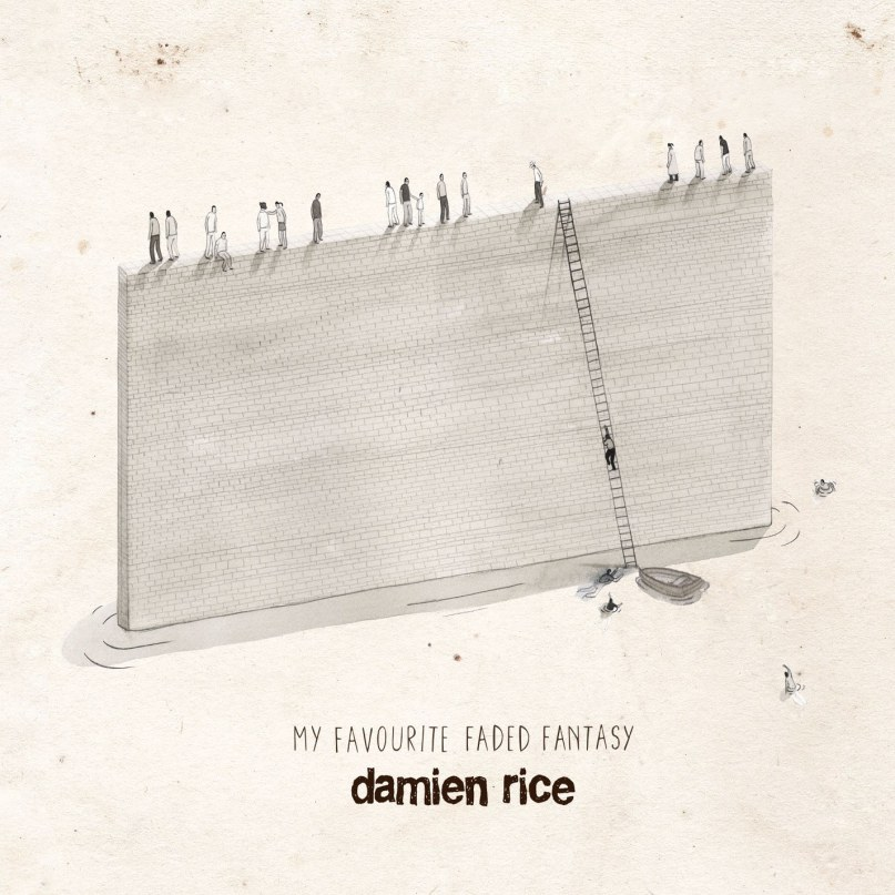 Damien Rice - My Favourite Faded Fantasy 2LP