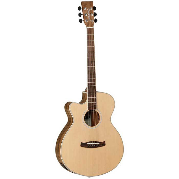 Tanglewood SFCE PW LH Discovery Left Handed Acoustic Guitar