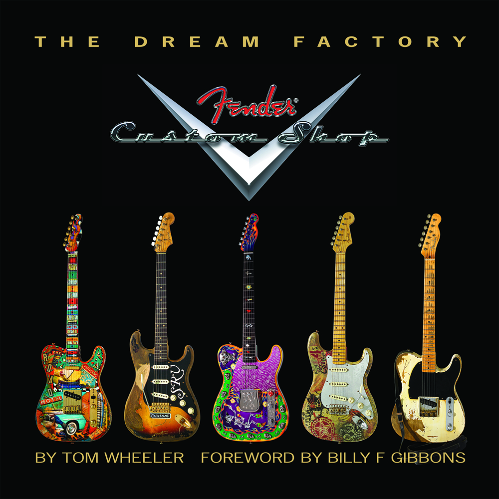 Fender The Dream Factory Lim Ed 1500 Pcs Signed