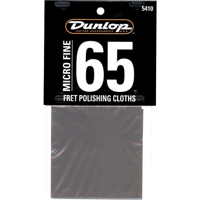 Dunlop 5410 Fret Polish Cloths