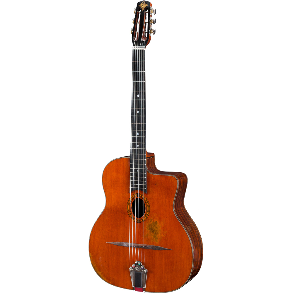Eastman DM2 Gypsy Jazz Antique Varnish