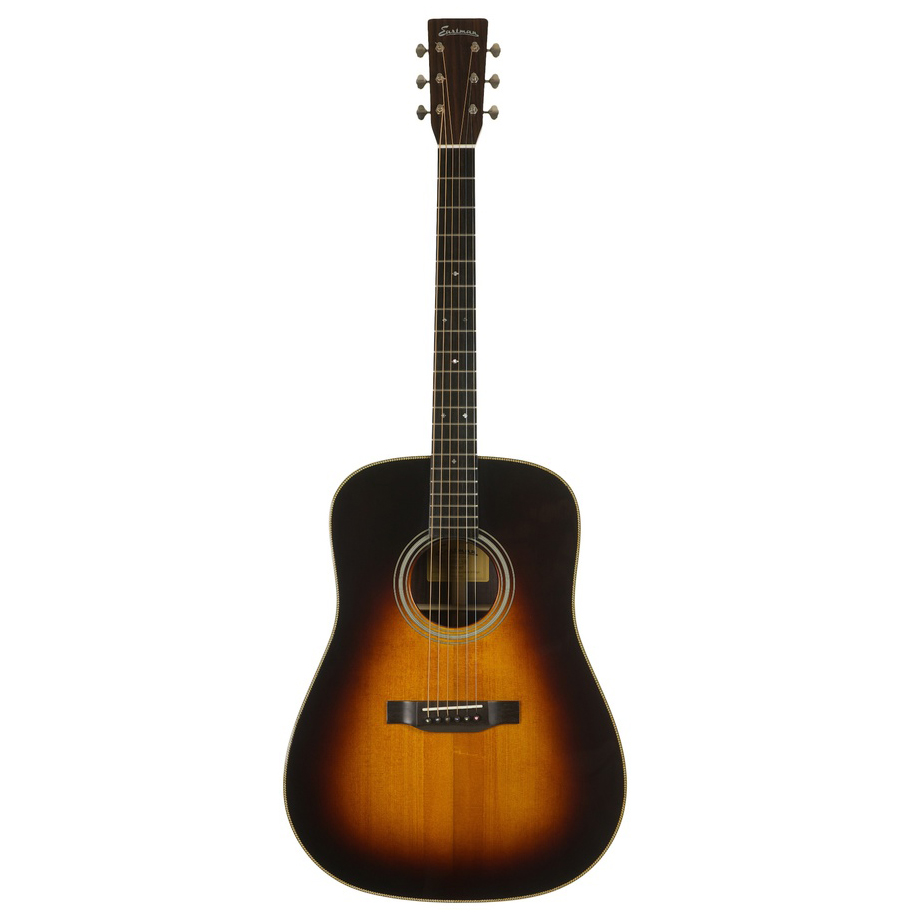 Eastman E20D SB Dreadnought Acoustic Guitar Sunburst
