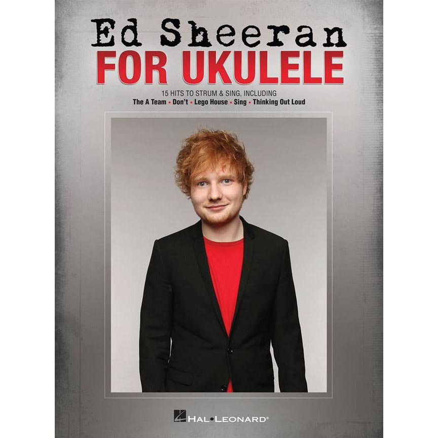 Ed Sheeran For Ukelele