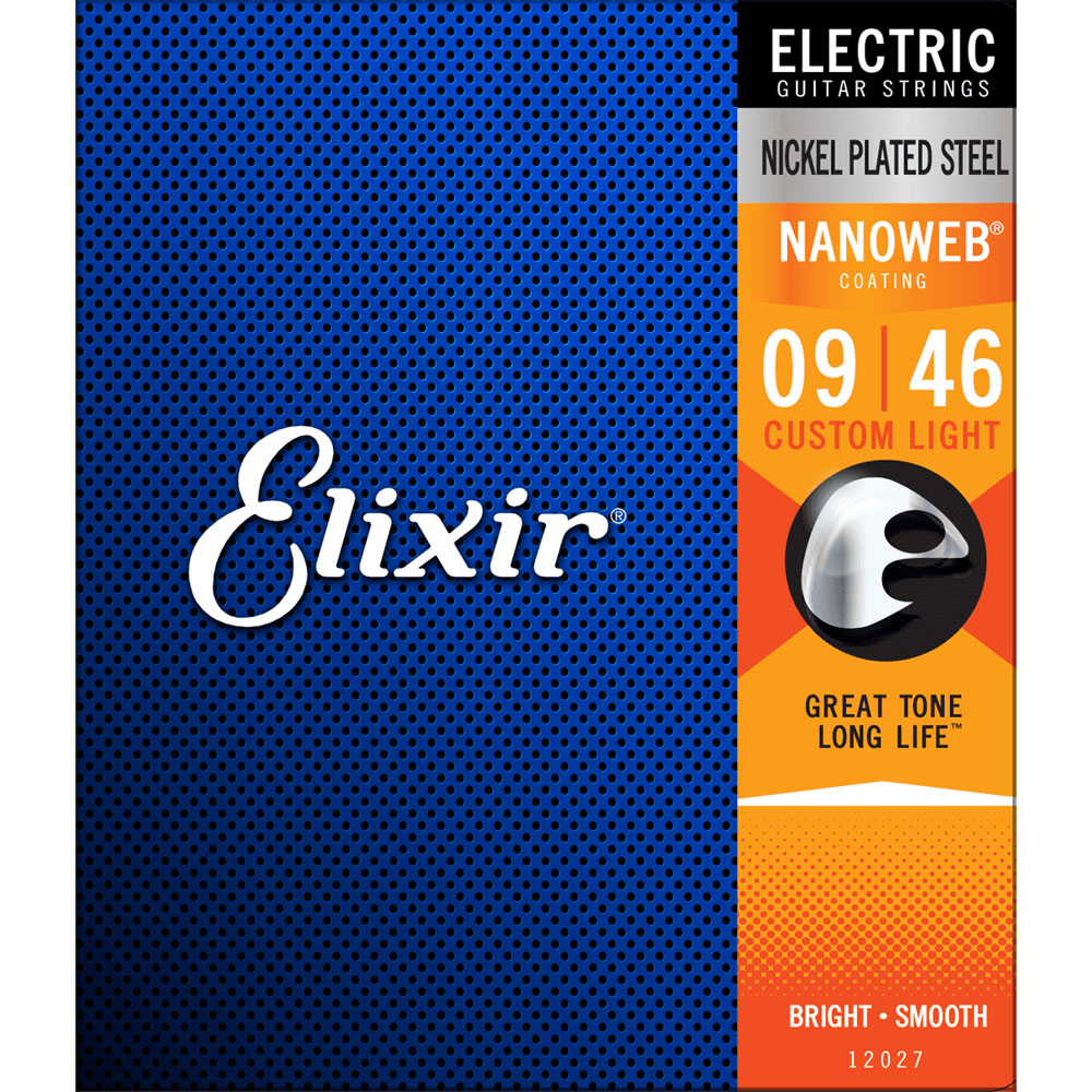 Elixir 12027 Electric Guitar Strings