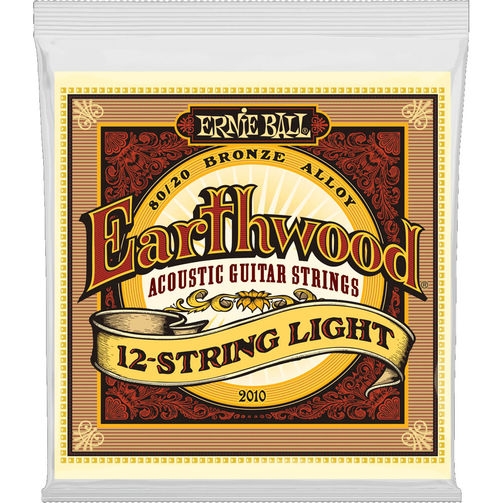 Ernie Ball 2010 12 String Acoustic Guitar Strings
