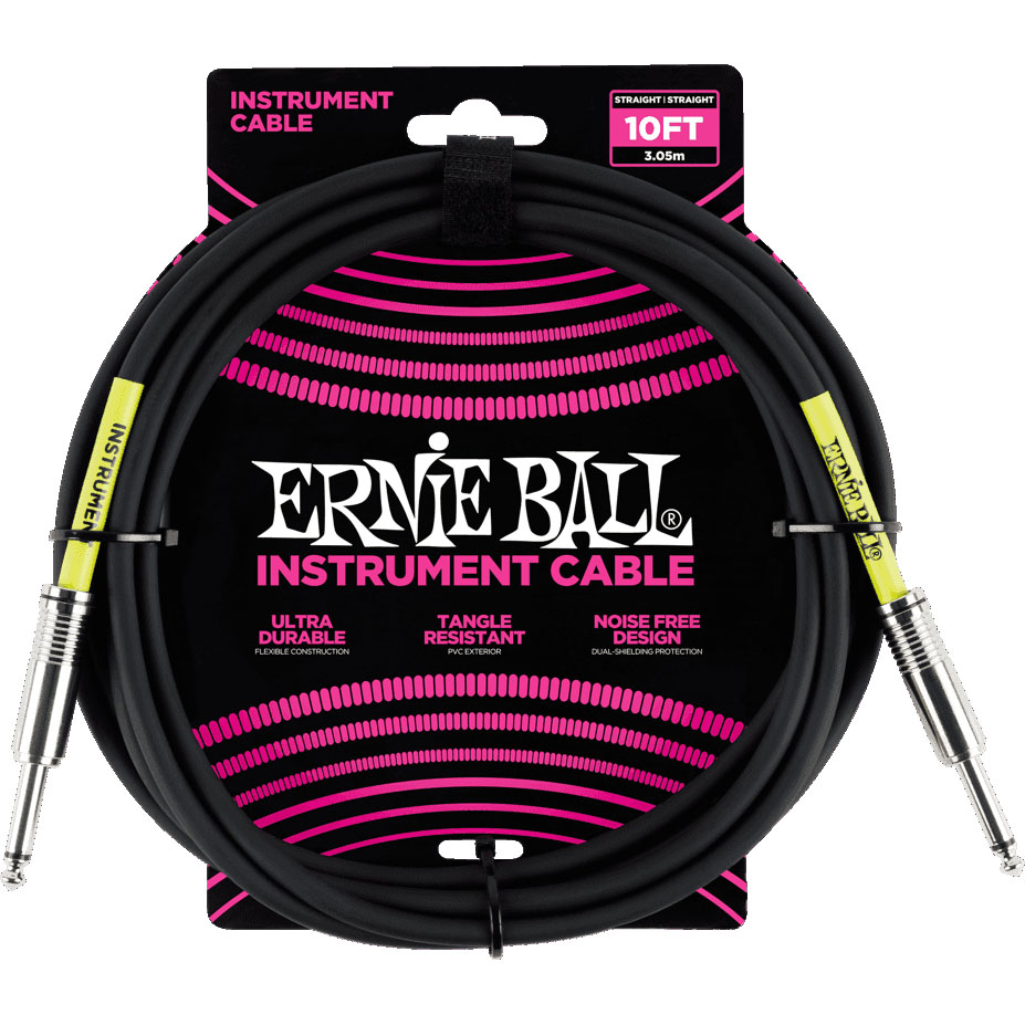 Ernie Ball 6048 Classic Instrument Cable 3M