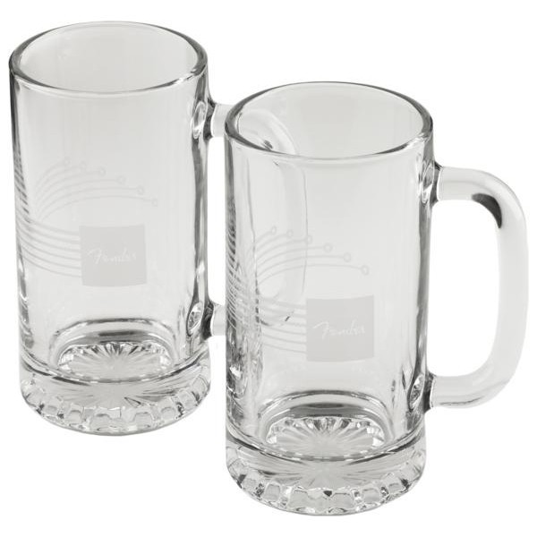 Fender® Beer Glasses Set of 2