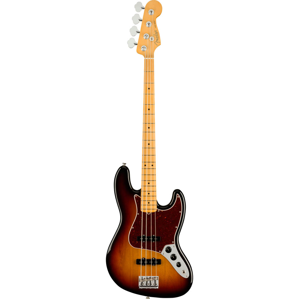 Fender American Professional ll Jazz Bass 3 Color Sunburst