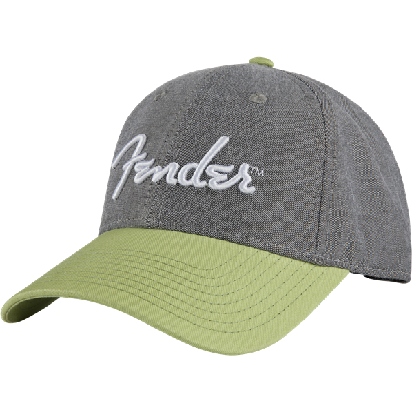 Fender California Series Chambray Logo Hat (One Size)