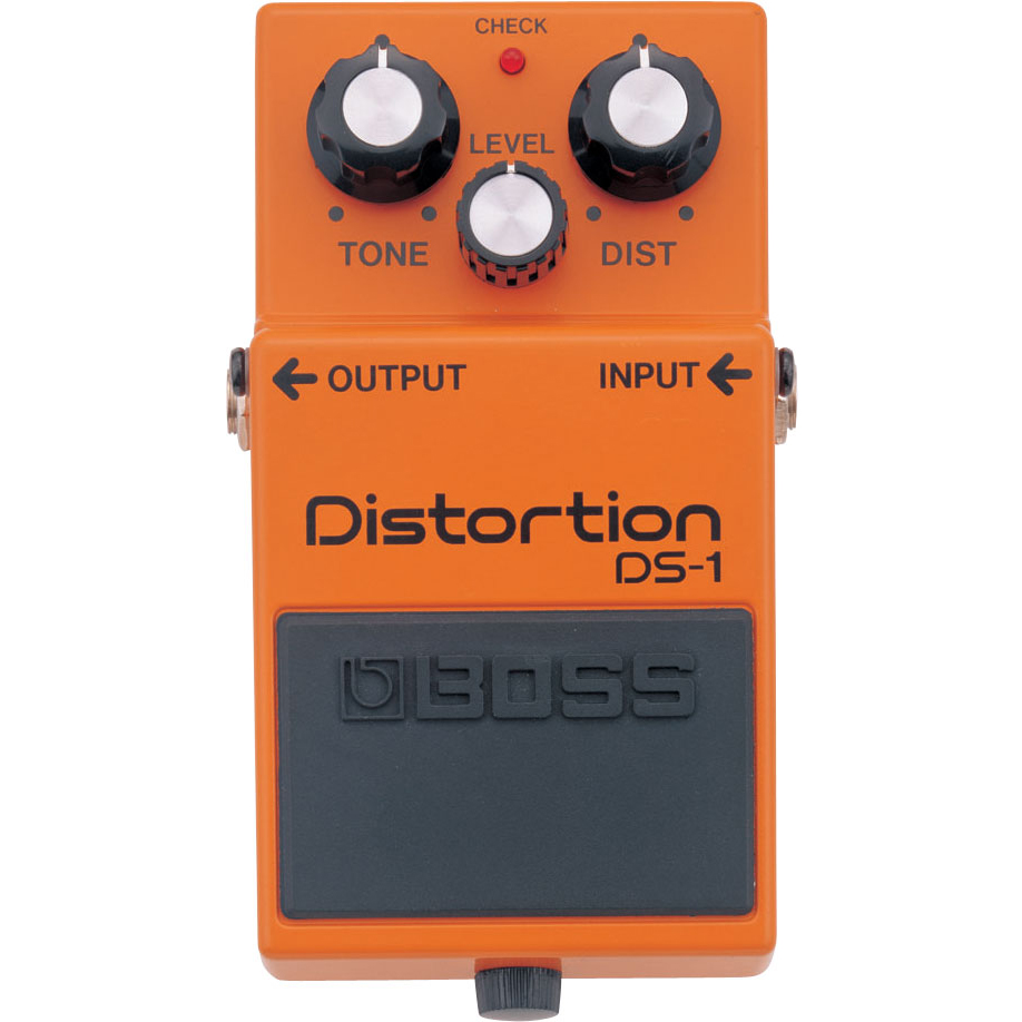 Boss DS-1 Distortion Pedaal
