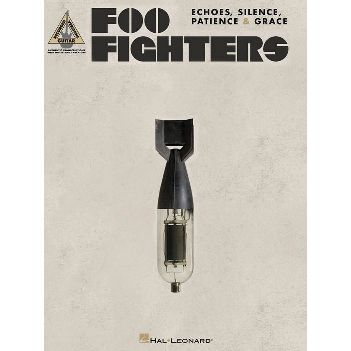 Foo Fighters - Echoes, Silence, Patience & Grace Book