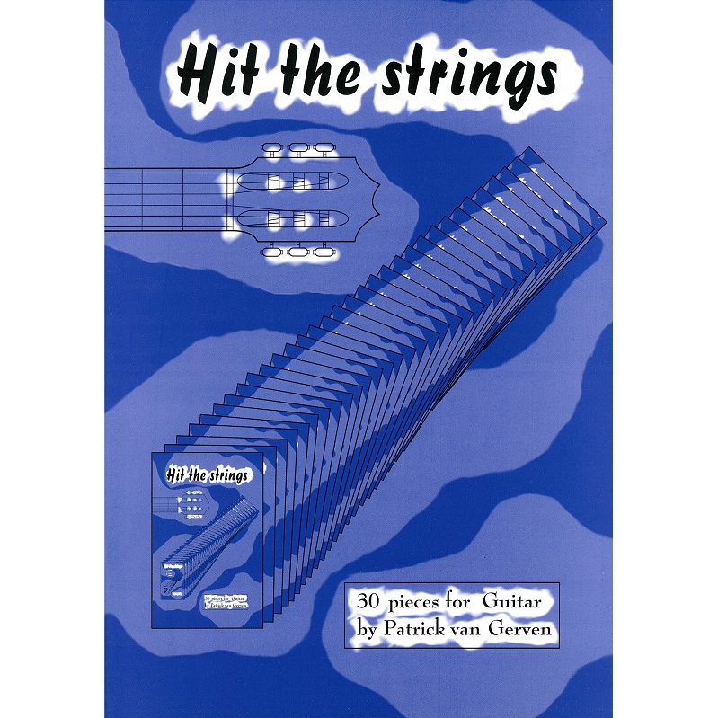 Hit The Strings - Patrick van Gerven