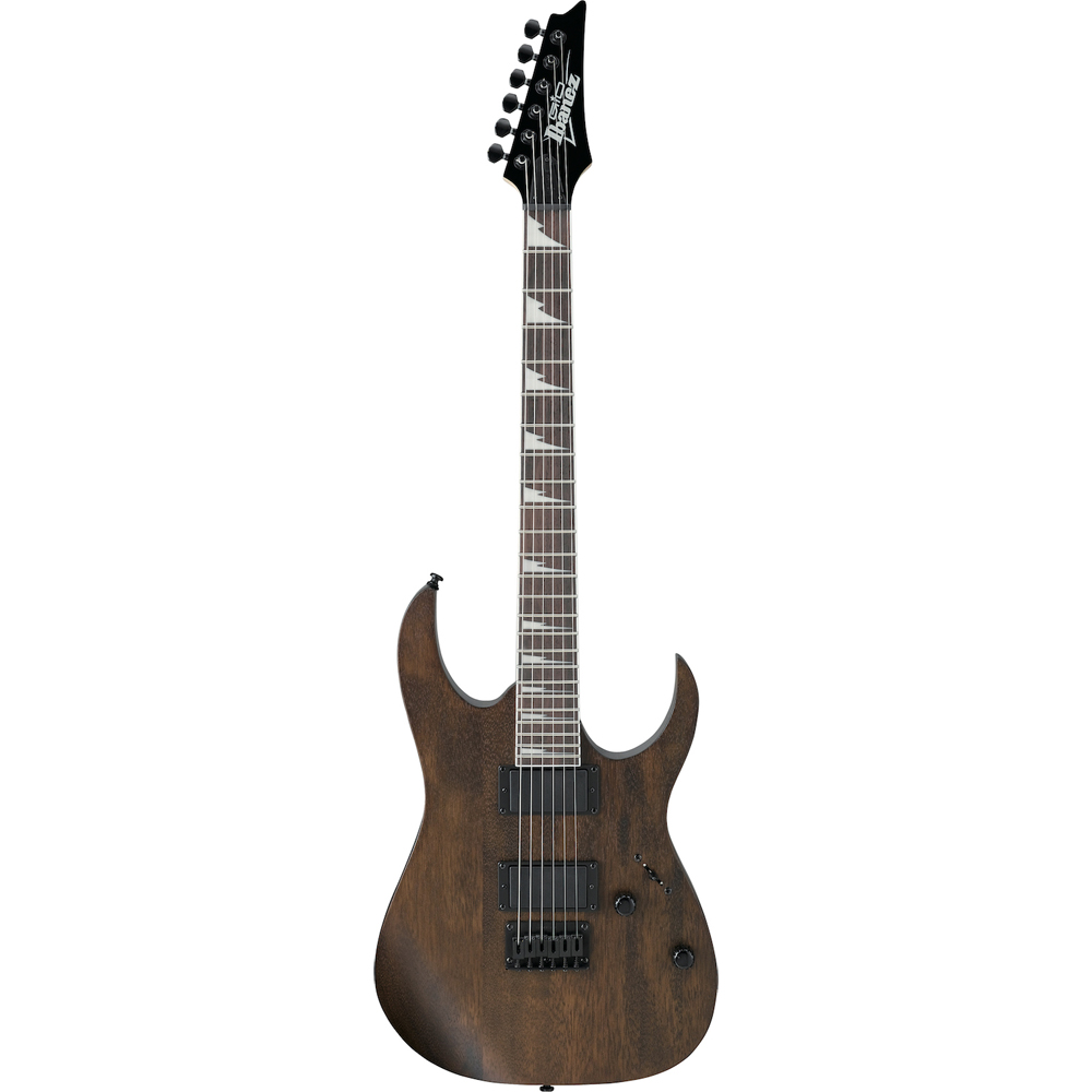 Ibanez GRG121DX-WNF Electric Guitar Walnut Flat