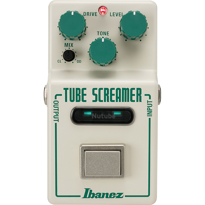 Ibanez NTS Tube Screamer NuTube Overdrive