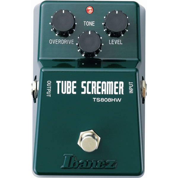Ibanez TS808HWB Hand Wired Tube Screamer Pedaal