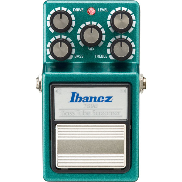 Ibanez TS9B Bass Tube Screamer Overdrive/Distortion