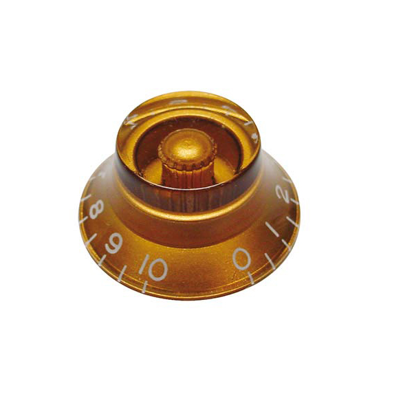 Boston KA-160 Bell Knob Transparant Amber