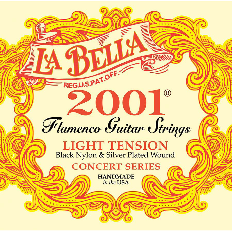La Bella L2001FL Flamenco Guitar Strings