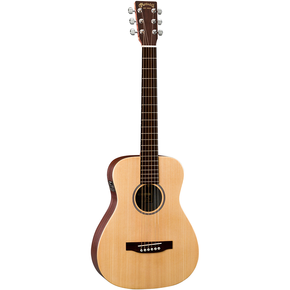 Martin LX1E Little Martin Acoustic Guitar