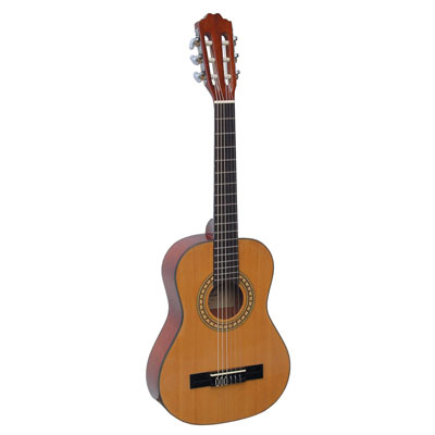 Morgan CG-10 DLX Classical Guitar Natural