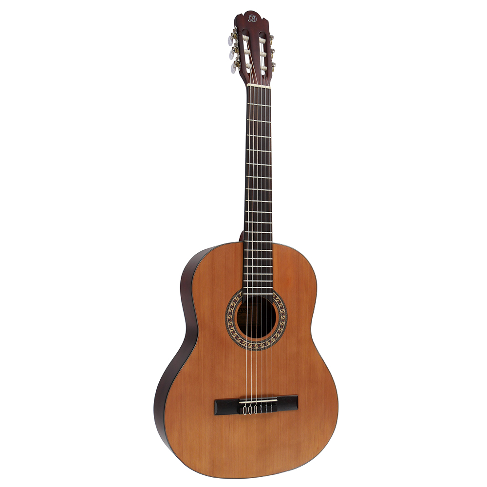 Morgan CG-11 DLX Natural Classical Guitar